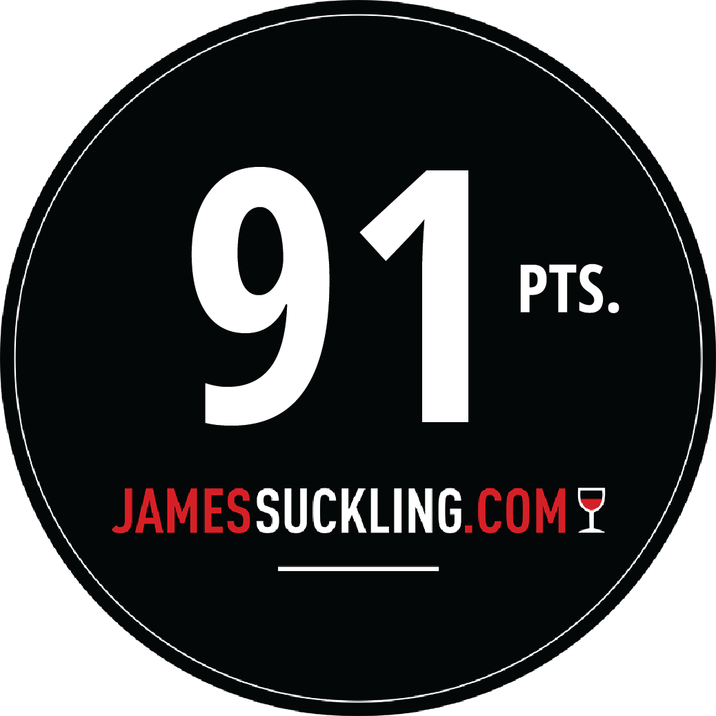 james suckling 91 score